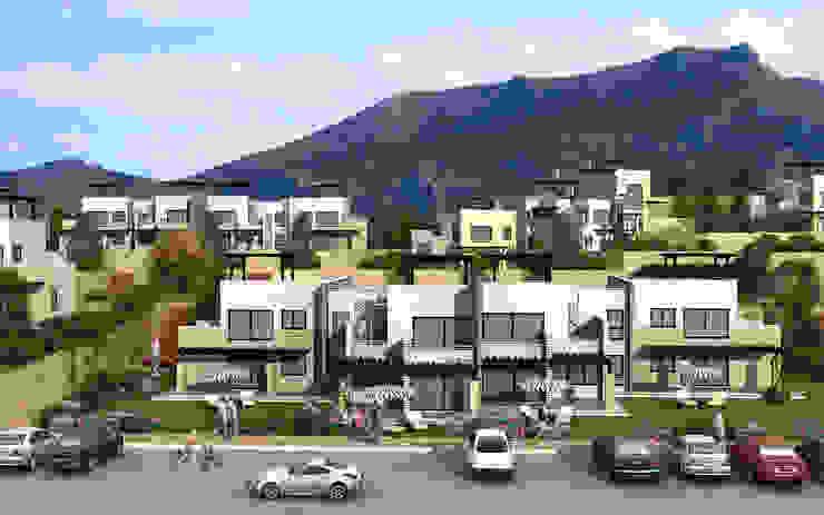 Latis Mimarlık ve İnşaat Casas modernas