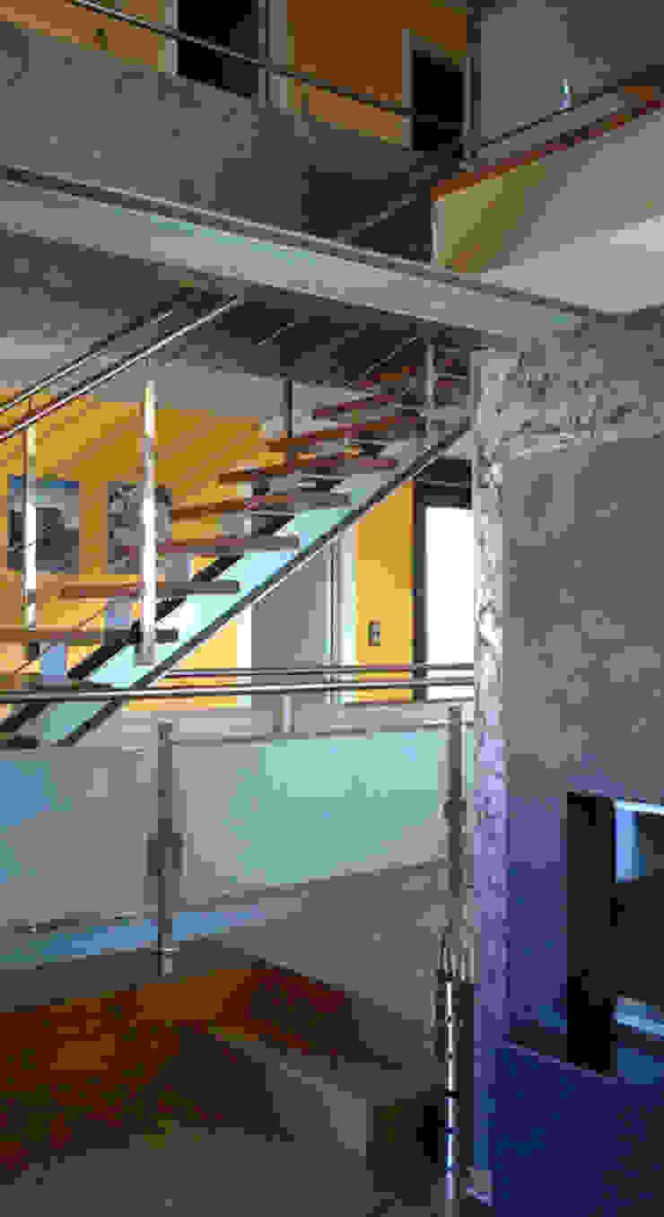 casa LÁZARO / MARCOS Casas de estilo moderno de Alejandro Ramos Alvelo / arquitecto Moderno