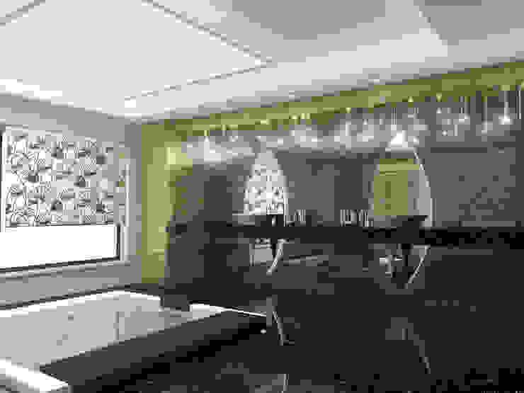 Latis Mimarlık ve İnşaat – banyo dekorasyon 01: modern tarz , Modern