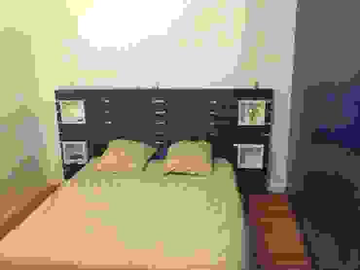 tete de lit bois palette par Esprit loft recup Industriel