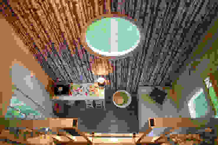 Vogelhuisje om in te slapen Moderne hotels van De Vreemde Vogel Modern