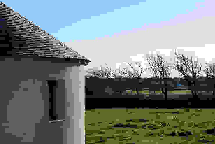 Maer Barn, Bude, Cornwall Landelijke tuinen van The Bazeley Partnership Landelijk