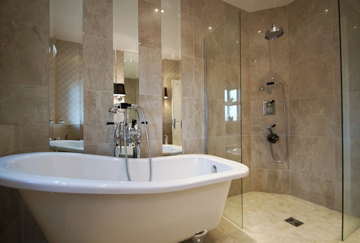Taylors Etc Client Bathrooms Classic style bathroom by Taylors Etc Classic