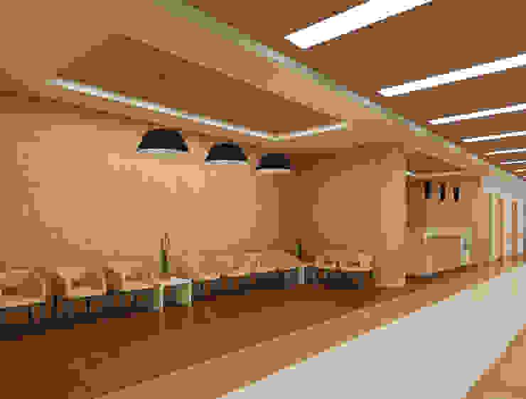 Latis Mimarlık ve İnşaat – Hastane Dekorasyon 02: modern tarz , Modern