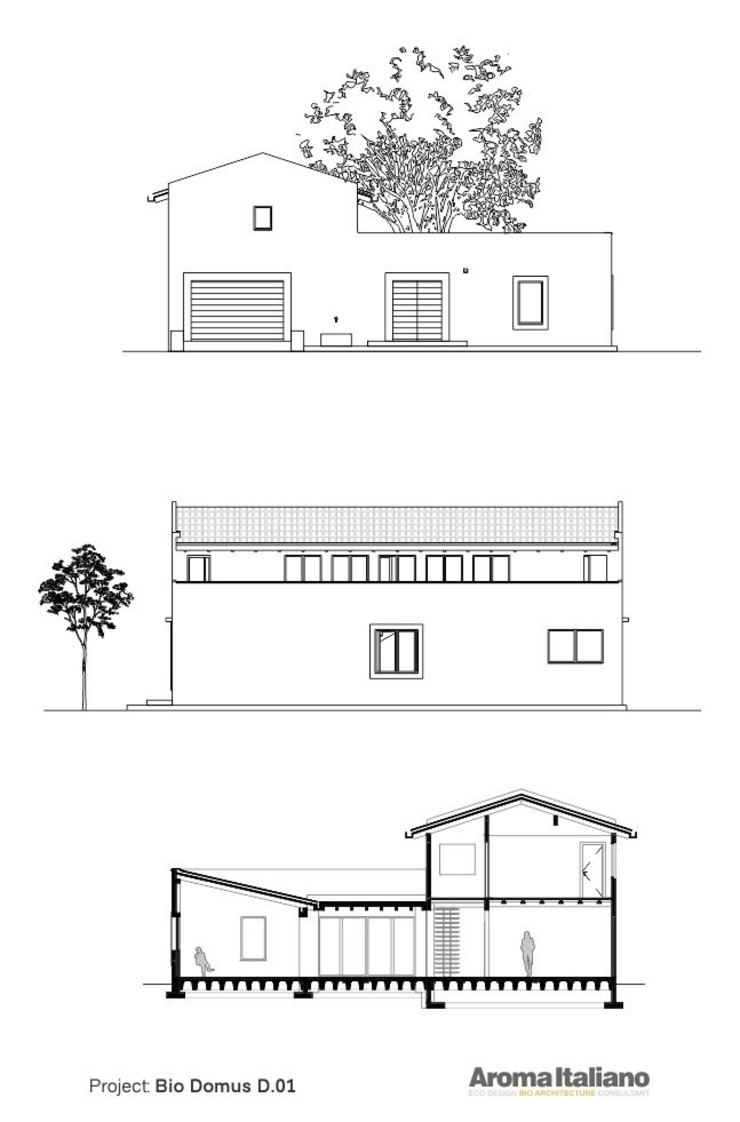 Luxury Sustainable Home | Santa Ana Costa Rica Aroma Italiano Eco Design White