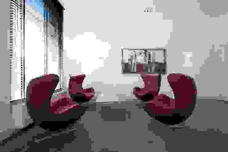 Rotam vastgoed Moderne studeerkamer van Mood Interieur Modern