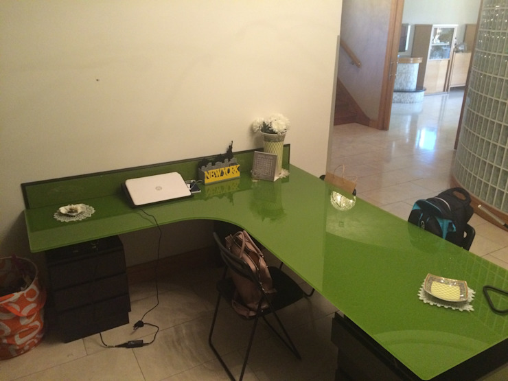 antonio giordano architetto Study/officeChairs