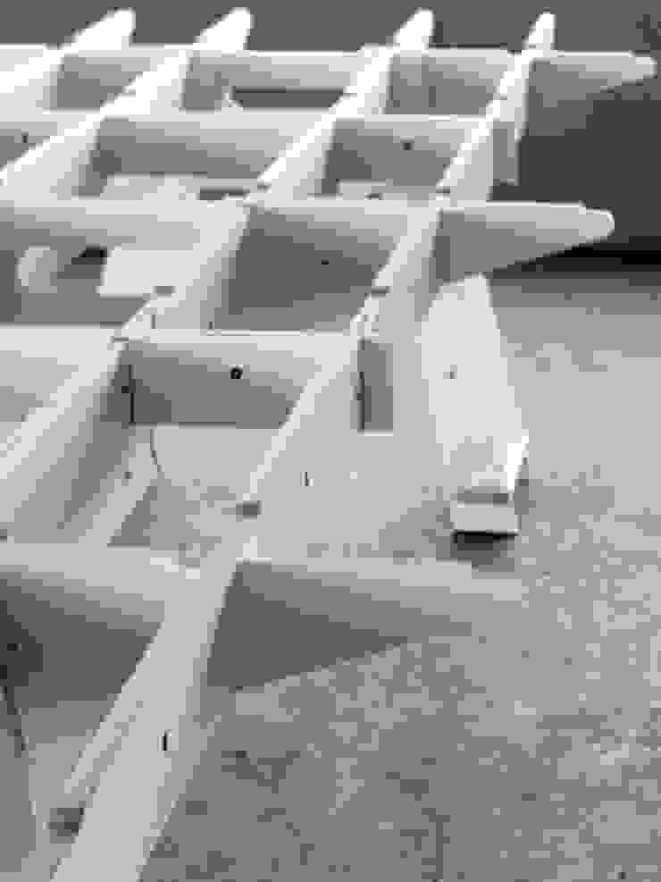 modern  by lorenzo alvarez arquitectos, Modern