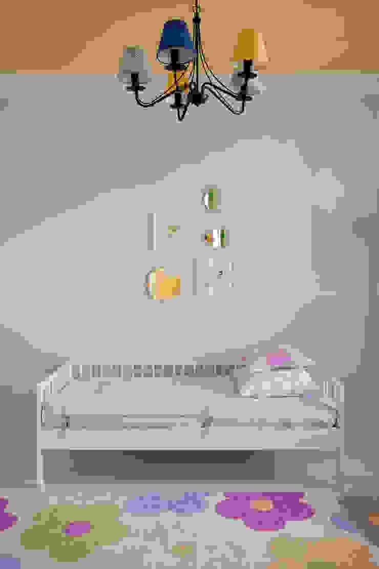 Детская спальня. Оксана Панфилова Детская комнатa в классическом стиле