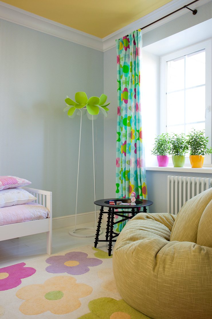 Детская Оксана Панфилова Детская комнатa в классическом стиле