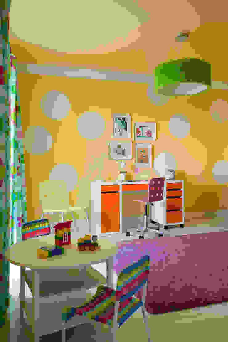 Игровая. Оксана Панфилова Детские комната в эклектичном стиле