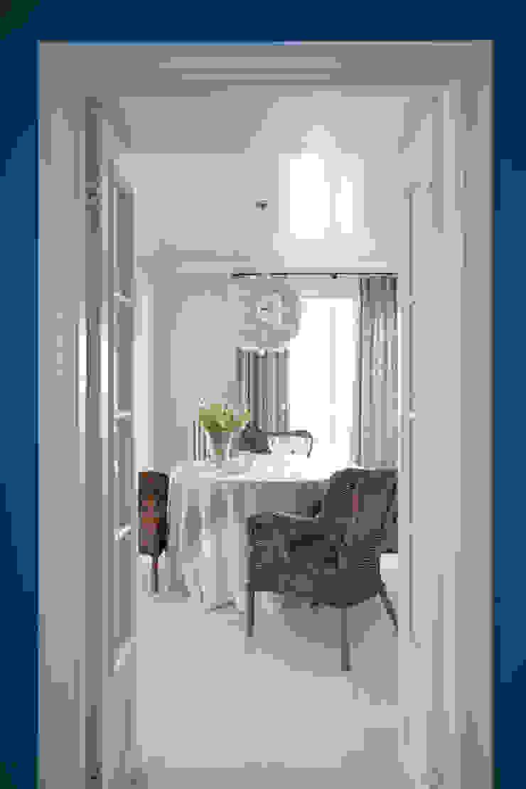 Кухня - столовая. Столовая комната в эклектичном стиле от Оксана Панфилова Эклектичный