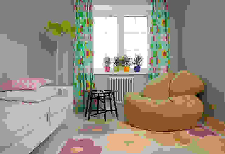 Спальня детская. Детская комнатa в классическом стиле от Оксана Панфилова Классический