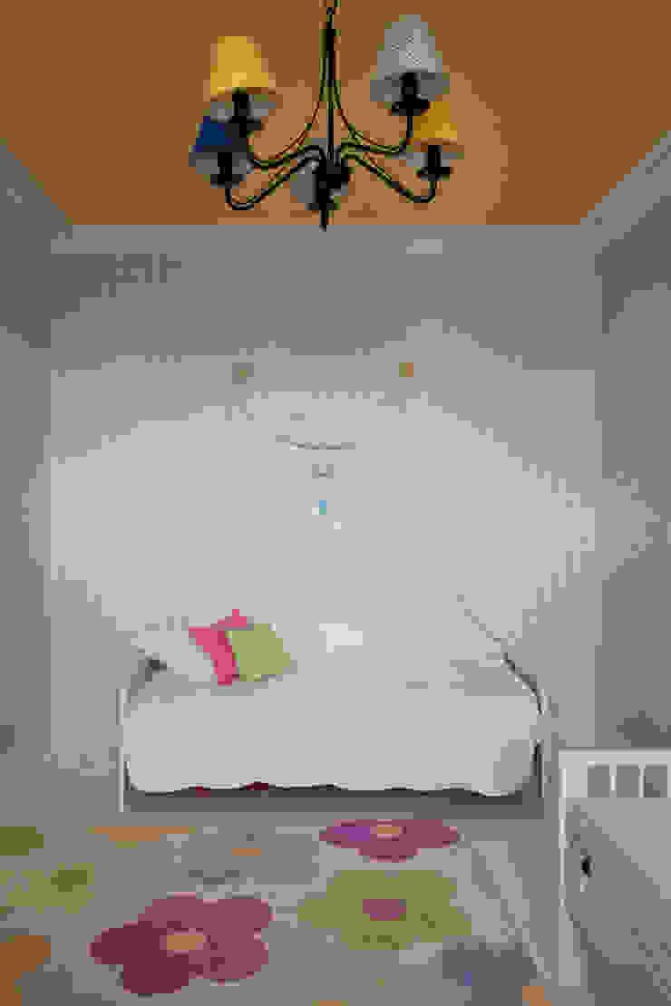 Спальня детская. Оксана Панфилова Детская комнатa в классическом стиле