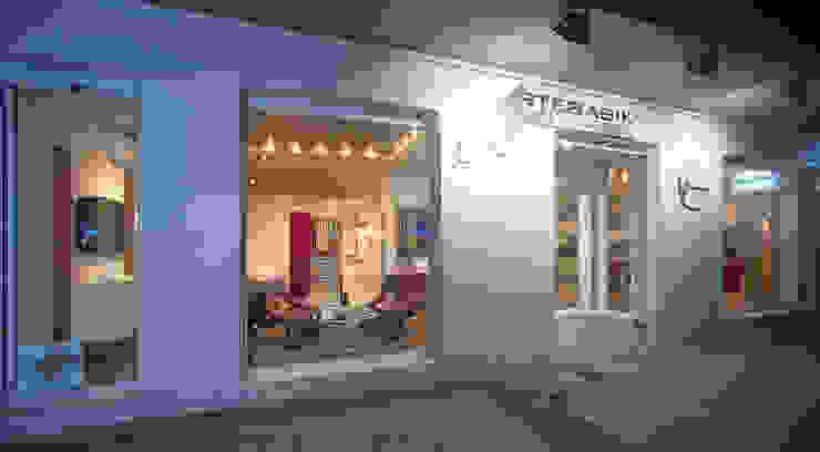 Artebasik Reformas en Zaragoza Oficinas y tiendas de estilo minimalista de Artebasik Reformas Minimalista
