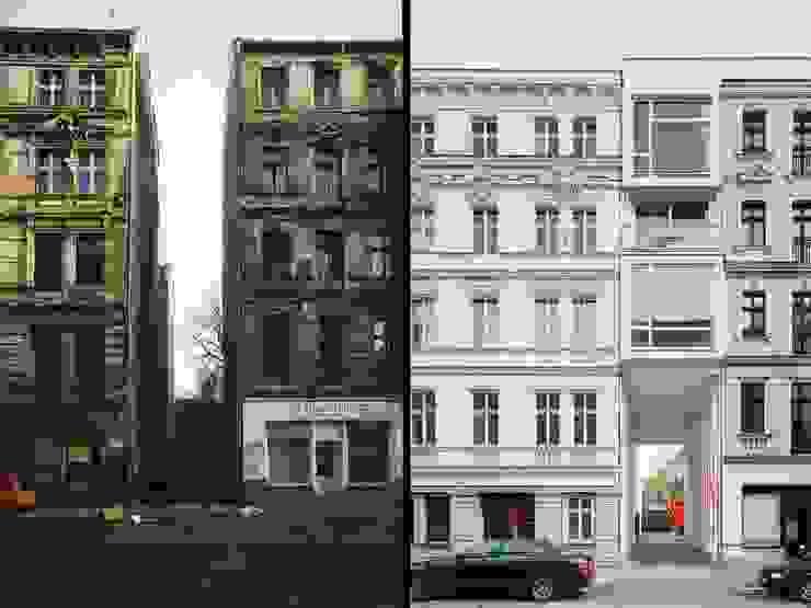 Choriner Straße 20/21 HAB - Hoyer Architekten Berlin
