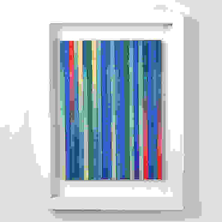 Gradations Blue 2: modern  by Bombus, Modern