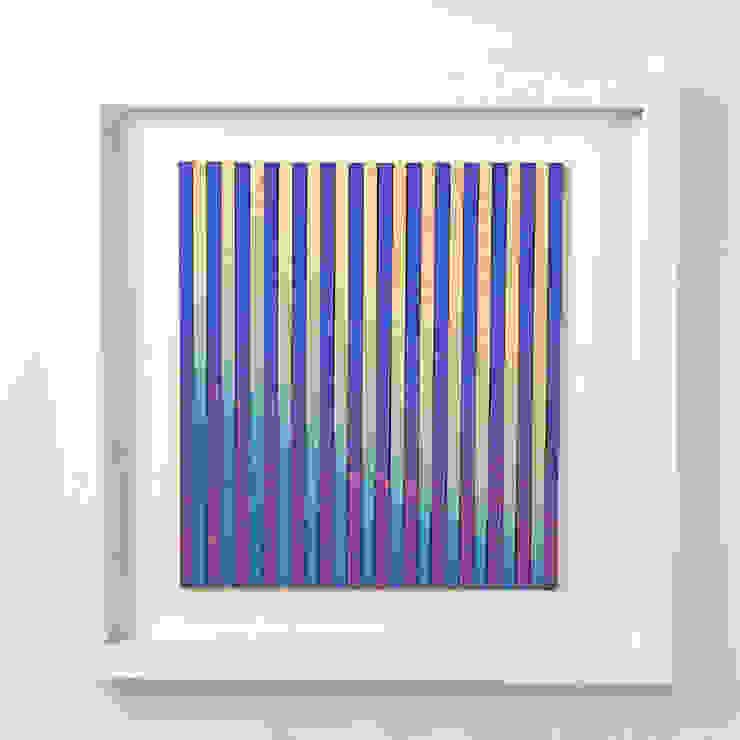 Gradations Blue 4: modern  by Bombus, Modern