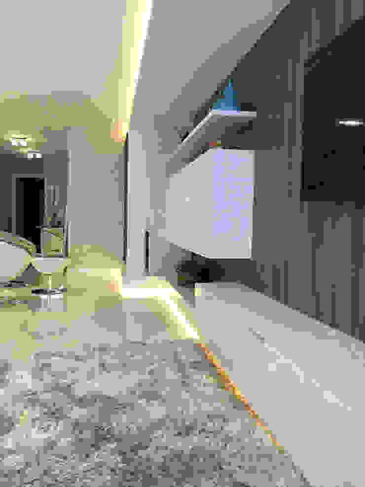 Apartamento por Arteforma Arquitetura Moderno