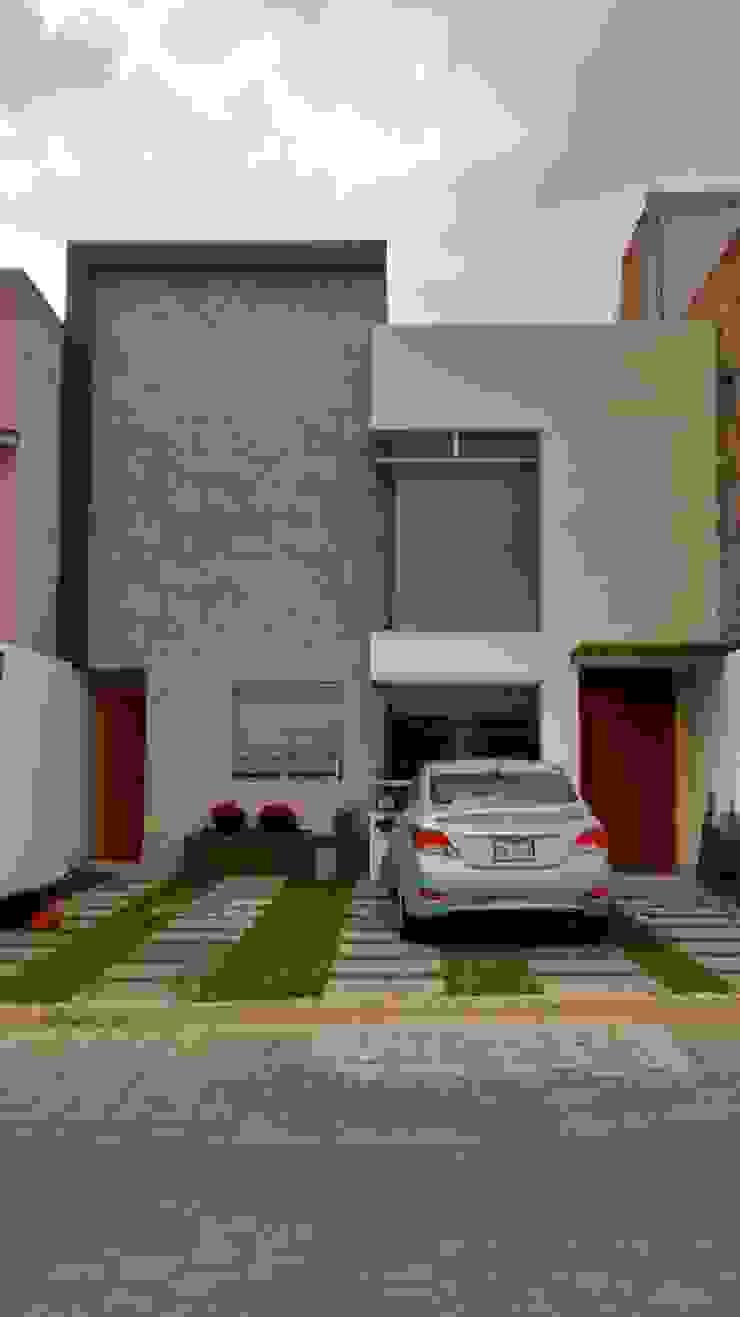 CASA Habitación FGI Casas modernas de ISLAS & SERRANO ARQUITECTOS Moderno