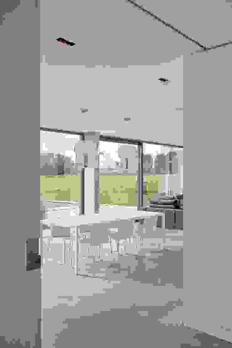 woning te Overijse Moderne eetkamers van hasa architecten bvba Modern