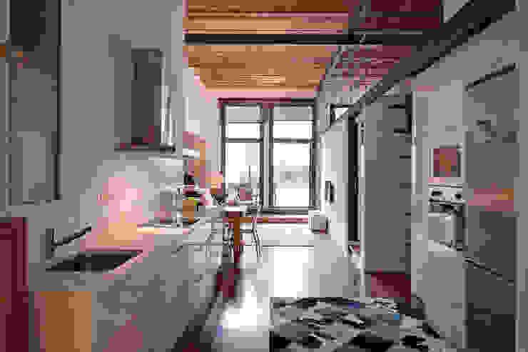 Cocina promoción ELIX Aragó, 35 Cocinas de estilo minimalista de ELIX Minimalista