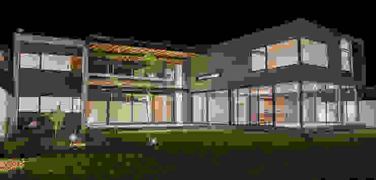 VG+VM Arquitectos Jardines minimalistas
