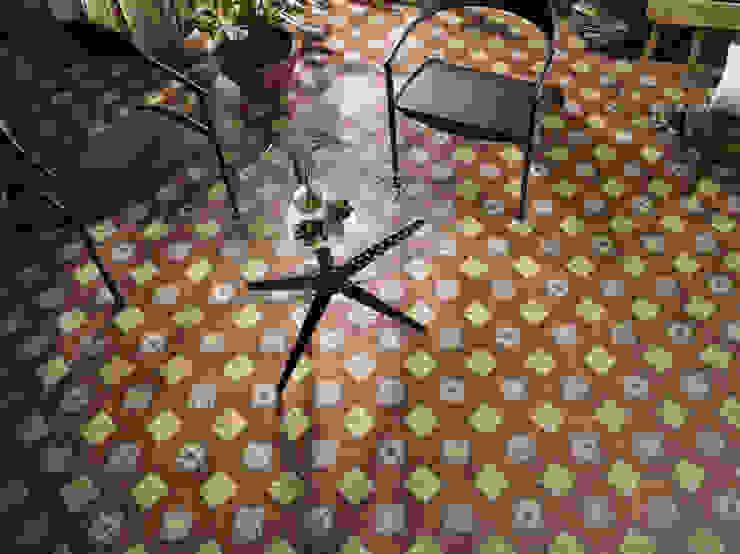 Azulejos rústicos Paredes y suelos de estilo rústico de INTERAZULEJO Rústico
