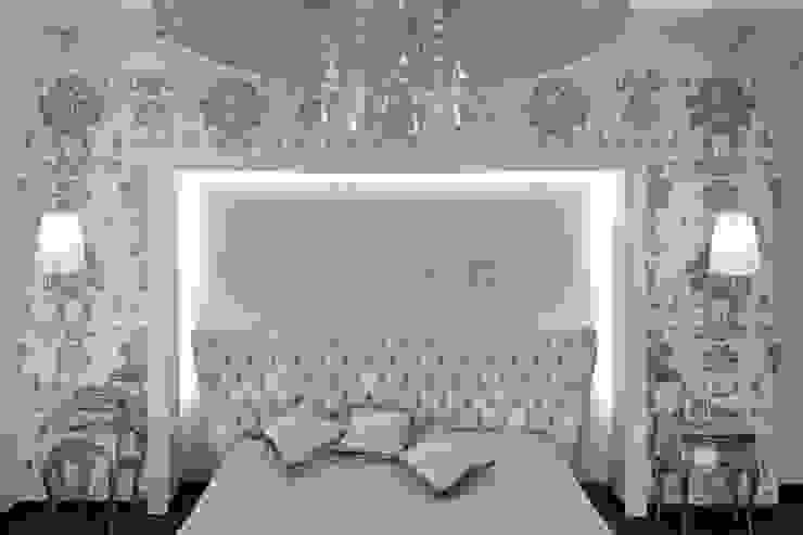 Спальня от DAR-studio