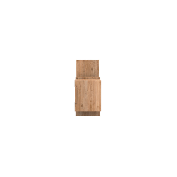 SJ Bookcase Large: scandinavian  by We Do Wood, Scandinavian