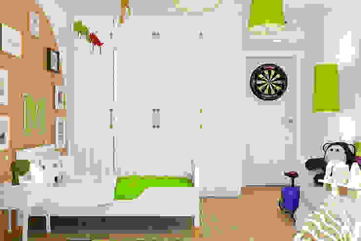 Дизайн квартиры в комплексе <q>Александрия</q> Детская комната в стиле лофт от Студия Антона Базалийского Лофт