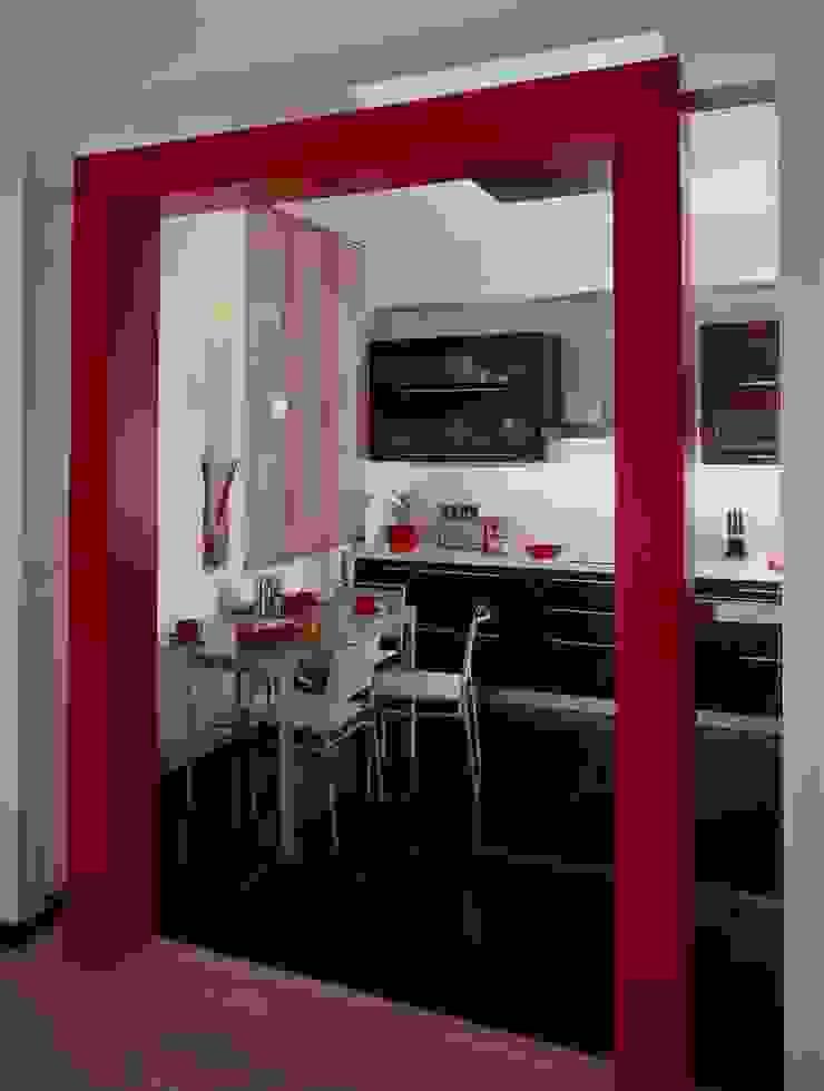 Да здравствует чил-аут! Кухня в стиле минимализм от Studio B&L Минимализм