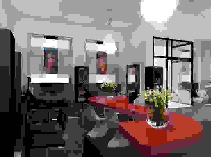 Центра красоты и spa <q>Aldo Coppola</q> Кабинеты врачей в стиле минимализм от ЙОХ architects Минимализм