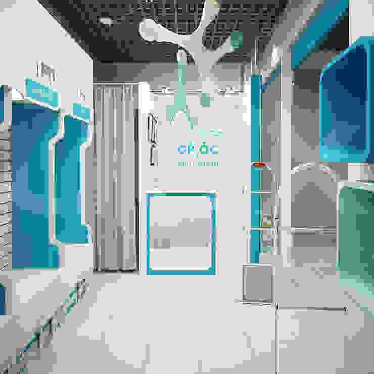 Салон ортопедических товаров <q>ОРТОС</q> от ЙОХ architects Минимализм