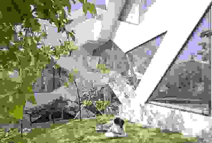 Modern Garden by IROJE KIMHYOMAN Modern