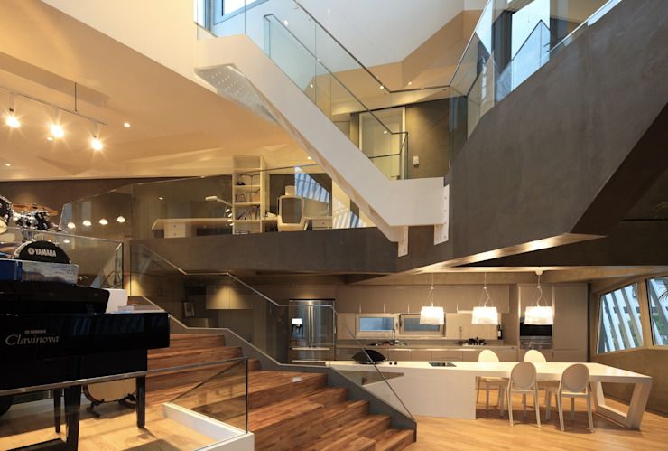 IROJE KIMHYOMAN Modern living room