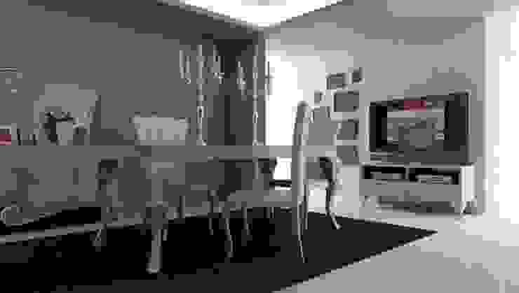 Avangart Yemek Odası Mahir Mobilya Rustik