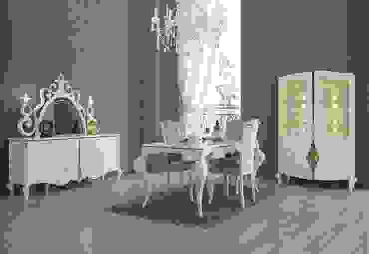Avangart yemek odaları Mahir Mobilya Rustik