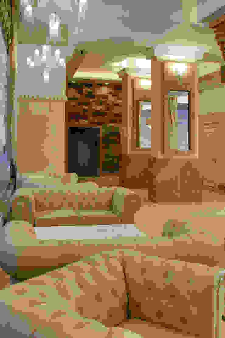 """Жилой дом """"Fenix de luxe"""" от ЙОХ architects"""
