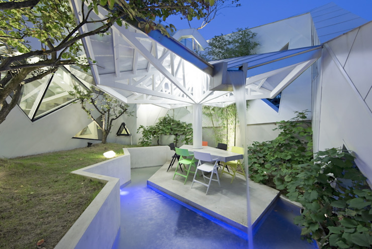 Garden by IROJE KIMHYOMAN, Modern