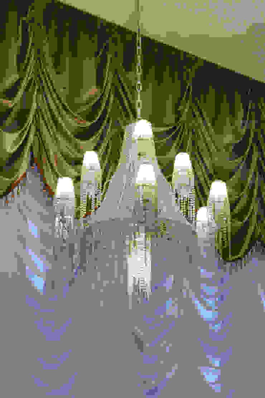 Жилой дом <q>Fenix de luxe</q> от ЙОХ architects