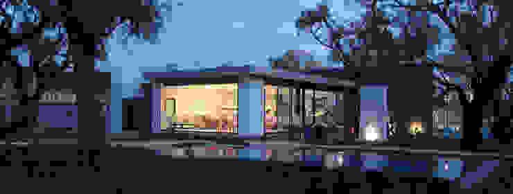 Snack Club Casablanca Spa modernos de VG+VM Arquitectos Moderno