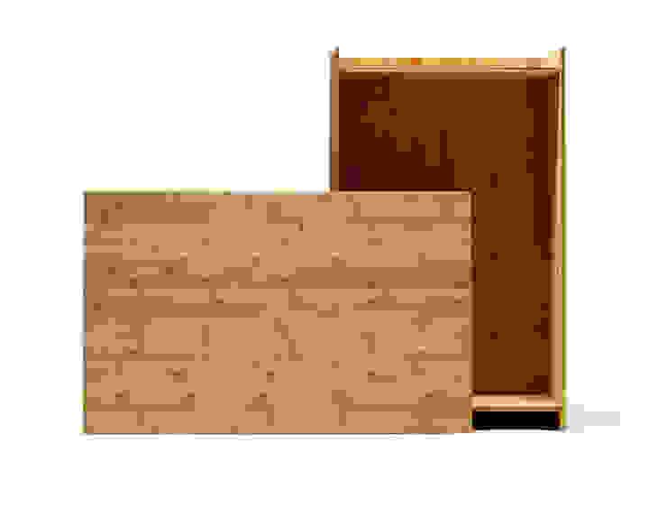 Correlations Bench: scandinavian  by We Do Wood, Scandinavian