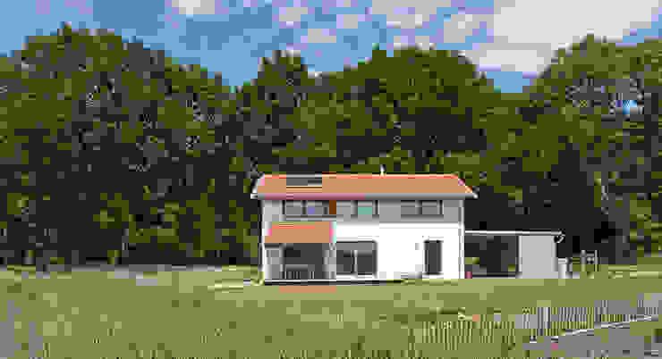Modern Bahçe gondesen architekt Modern