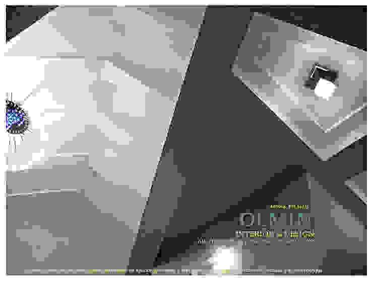 ПоТолковая квартира Столовая комната в стиле лофт от ИП OLMIN - Архитектурная студия Олега Минакова Лофт