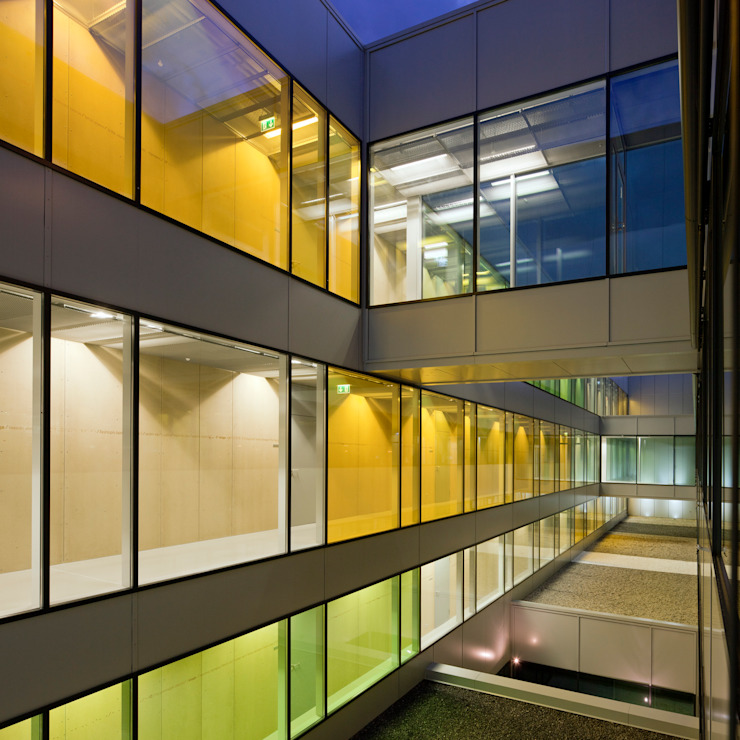 CEI 3 I Yverdon-les-Bains I Schweiz bauzeit architekten