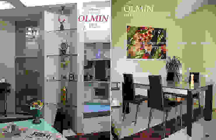 ПоТолковая квартира от ИП OLMIN - Архитектурная студия Олега Минакова Лофт