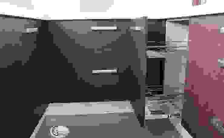 cocina de Almacén de Carpintería Gómez Moderno