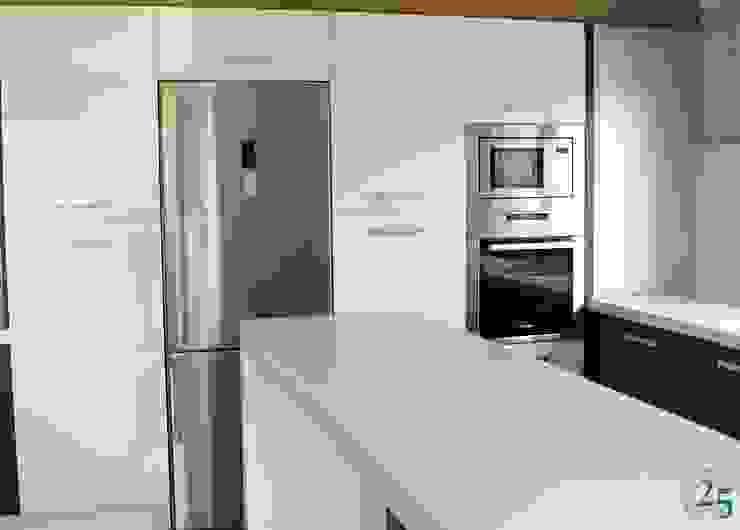 cocina Cocinas de estilo moderno de Almacén de Carpintería Gómez Moderno