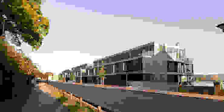 Wohnbauten BeauRivage I Biel I Schweiz bauzeit architekten